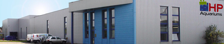 Notre entreprise HP Aquarium
