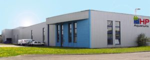 Locaux de l'entreprise de production d'équipements pour les animaleries