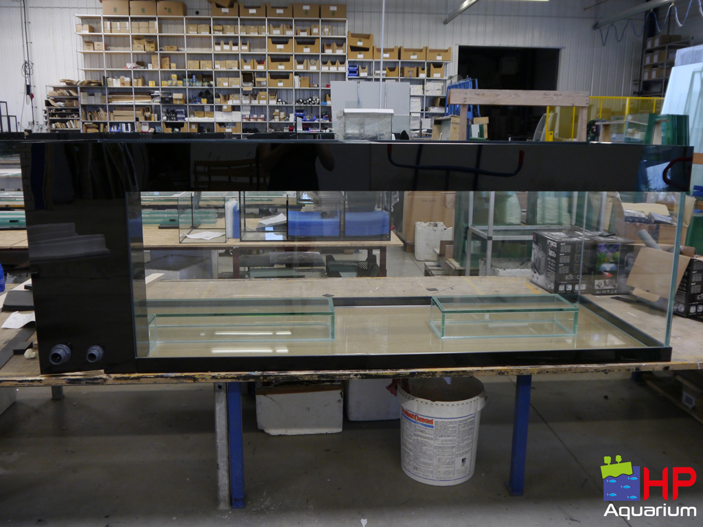 Nos r alisations hp aquarium - Meuble aquarium sur mesure ...